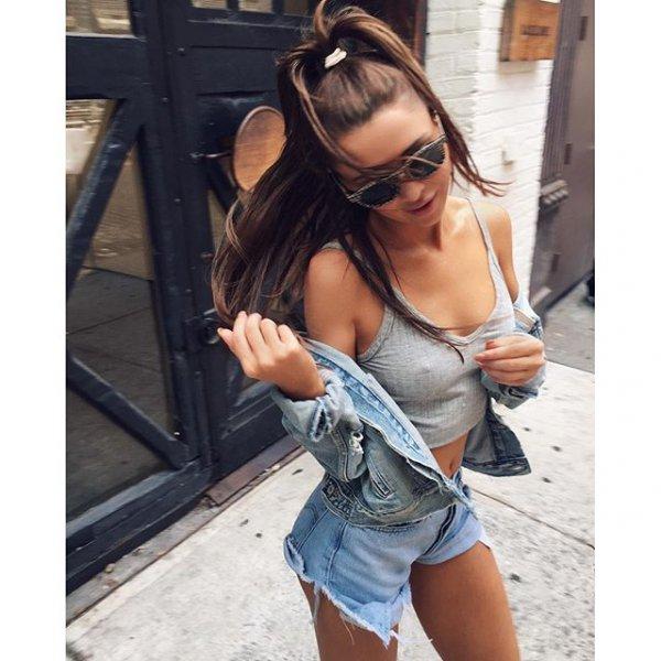 clothing, hairstyle, footwear, shorts, leg,