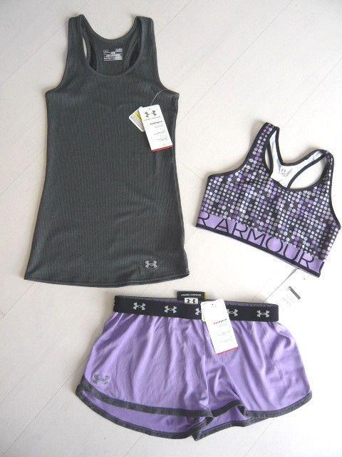Grey & Purple