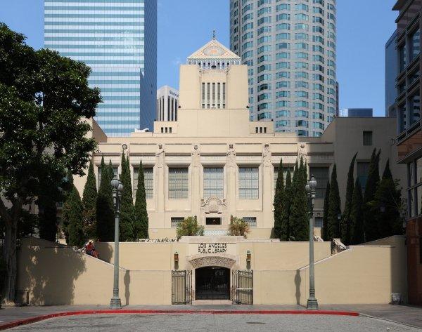 LA Central Library