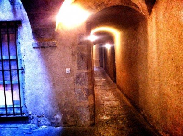 It Has Hidden Passageways