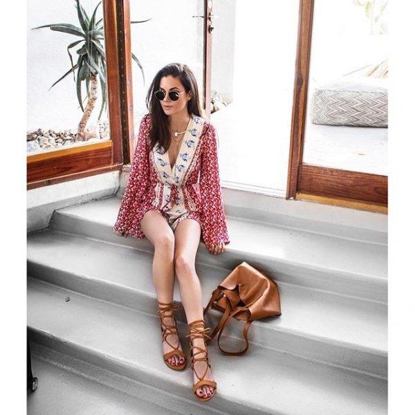 footwear, clothing, brown, pattern, spring,