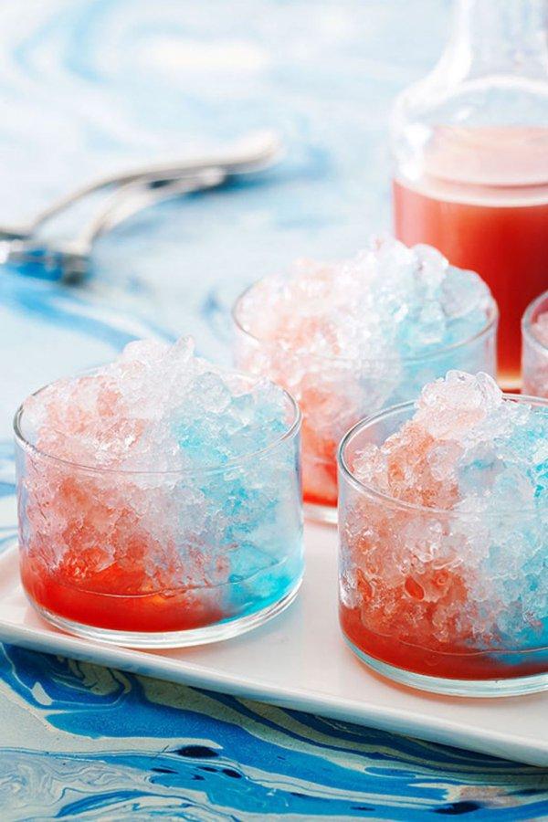 snow cone, blue hawaii, drink, non alcoholic beverage, slush,