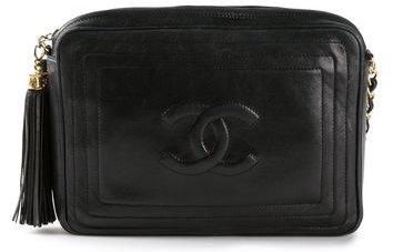 Chanel Vintage Stitched Camera Bag