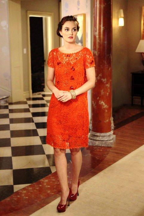 Red Lace Minidress