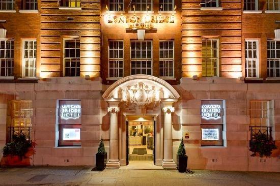 London Bridge Hotel, Central London