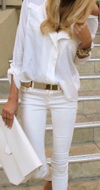white,clothing,sleeve,blouse,spring,