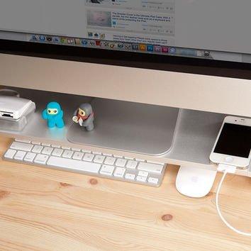 The Space Bar Desk Organizer