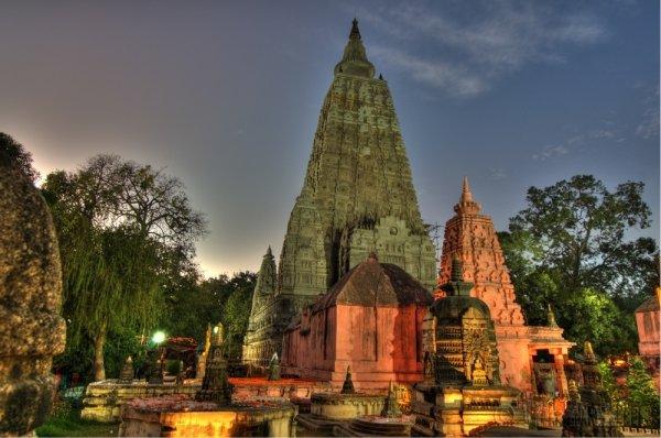 Find Enlightenment at Bodh Gaya