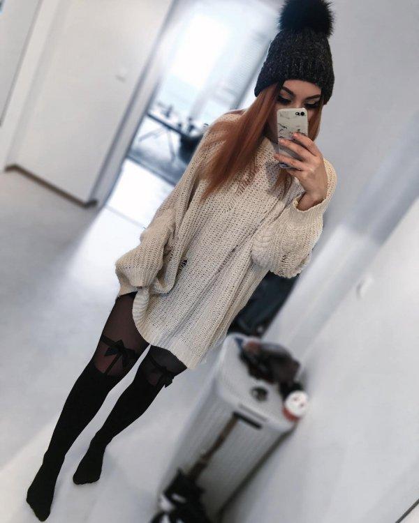 Clothing, White, Street fashion, Fur, Fashion,