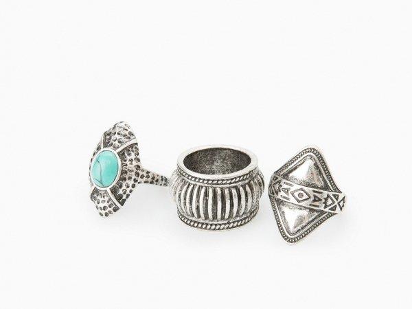 Boho Rings Set