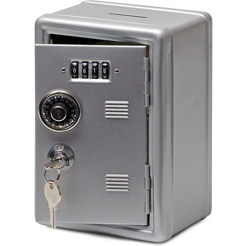 Metal Combination Locker Money Box