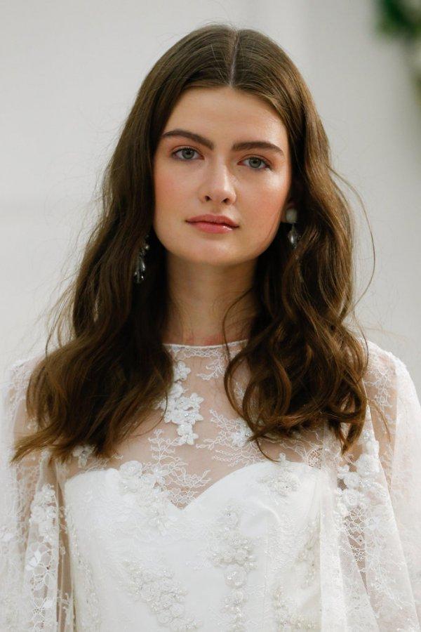 hair, clothing, wedding dress, person, woman,