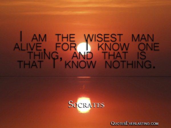 Socrates – Philosopher