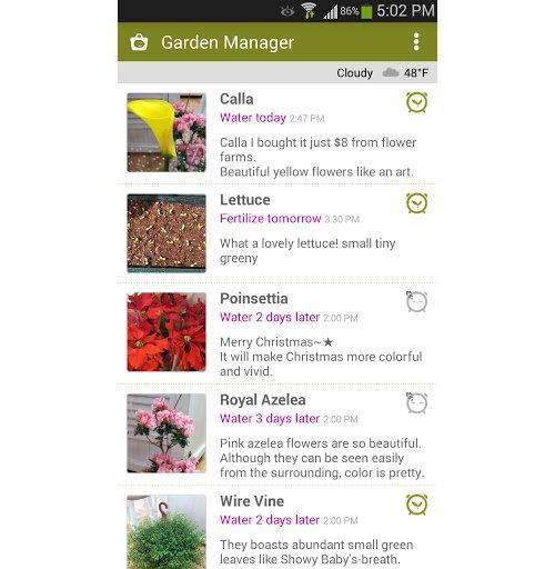 Garden Manager