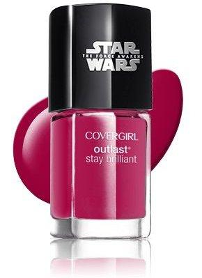 CoverGirl Star Wars Outlast Nail Polish in Red Revenge