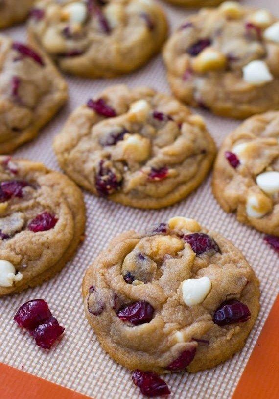 Toss Them in Baked Goods