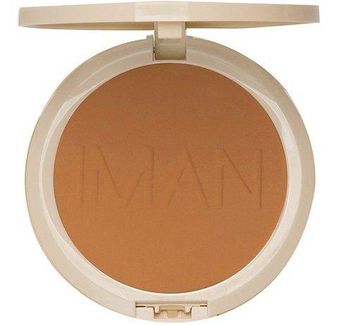 Iman Perfect Response Oil Blot Powder