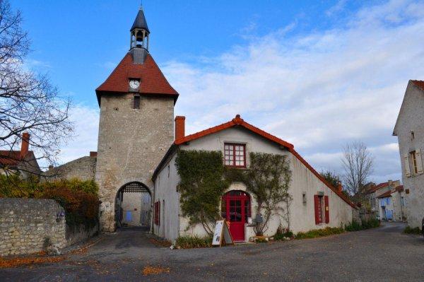 Charroux, Auvergne