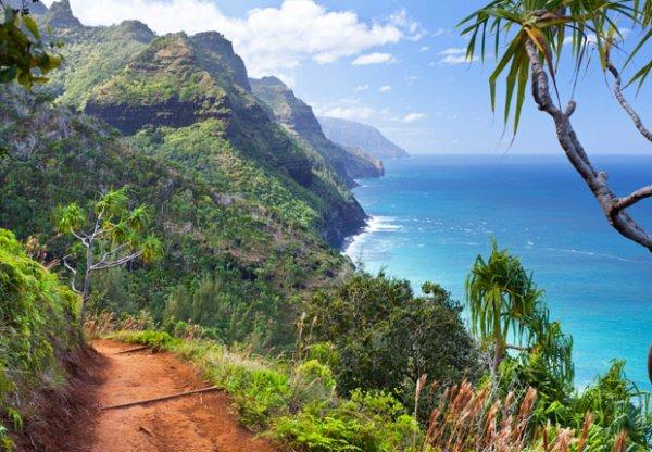 Don't Play Dangermouse at Kalalau Trail, Hawaii