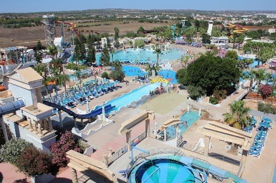 WaterWorld Water Park in Ayia Napa, Cyprus