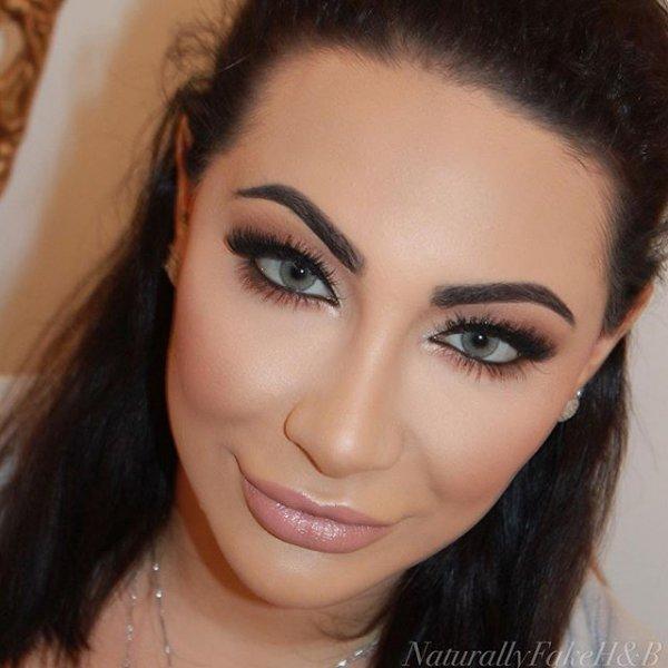 eyebrow, brown, eyelash, black hair, nose,