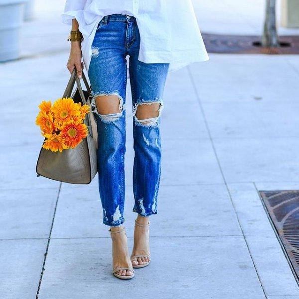blue, clothing, denim, jeans, yellow,