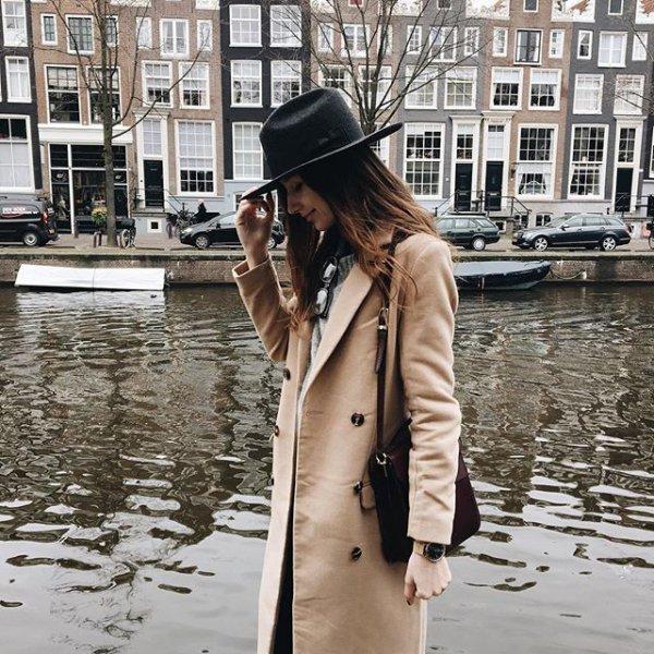 Amsterdam, clothing, photograph, winter, season,