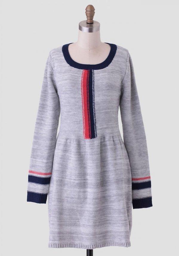 Agnes Sweater Dress