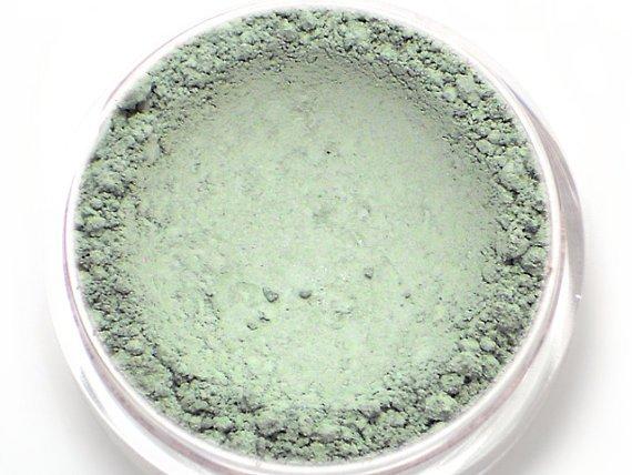 Pastel Minty Green