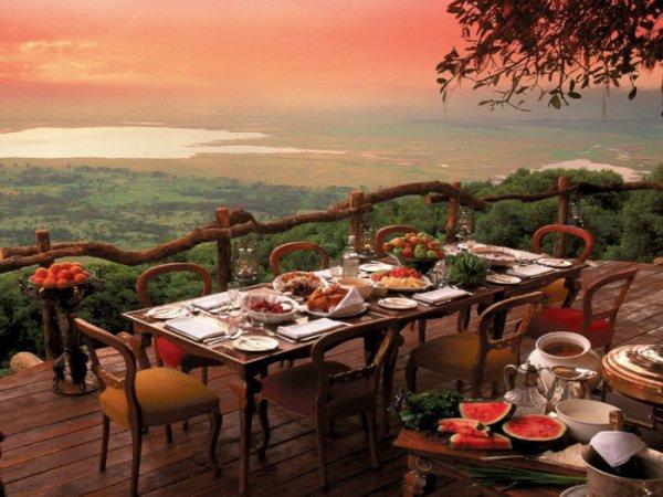 &beyond Ngorongoro Crater Lodge - Ngorongoro Conservation Area, Tanzania