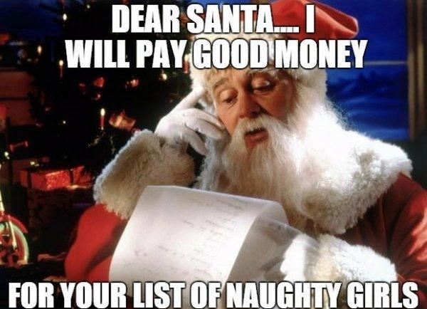 Santa claus, Photo caption, Internet meme, Christmas eve, Christmas,