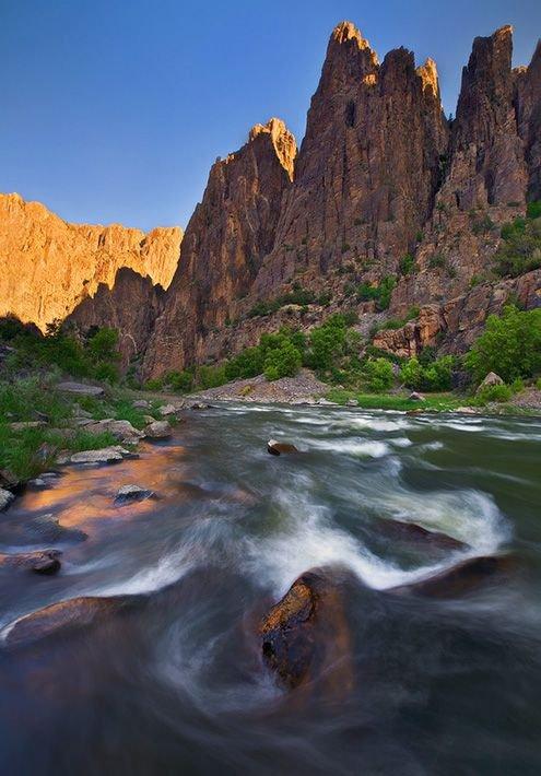 Colorado – Black Canyon of the Gunnison National Park