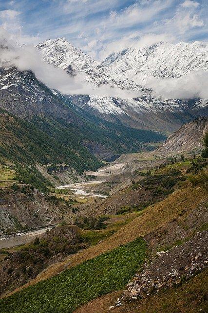 Manali Leh Highway, Himachal Pradesh