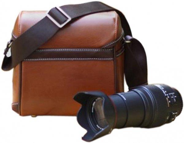 Usmile Vintage Look Britpop DSLR Camera Bag