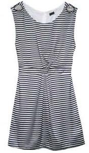 Wren Alexa Striped Dress