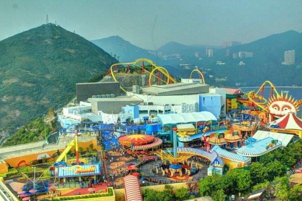 Ocean Park, Hong Kong
