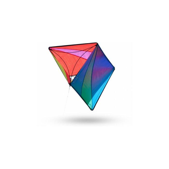 Prism Triad Box Kite, Spectrum