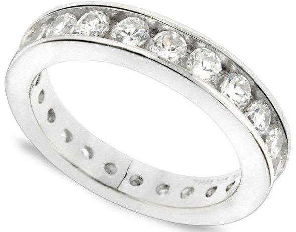 B Brilliant Sterling Silver Toe Ring