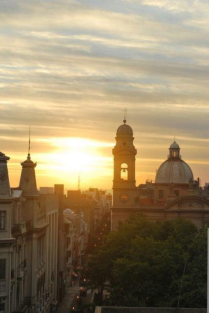 landmark,sunset,morning,evening,tower,