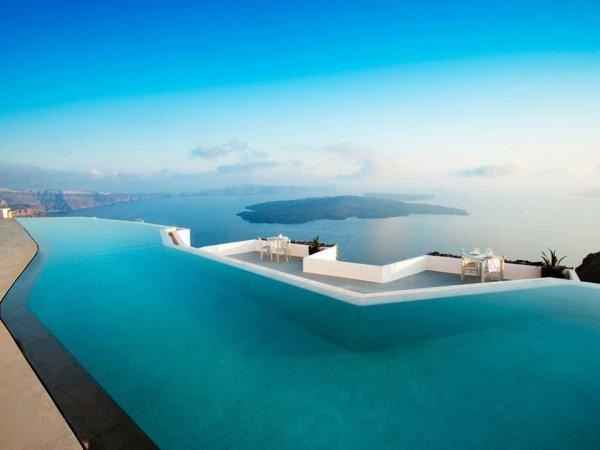 Grace Hotel, Santorini, Greece