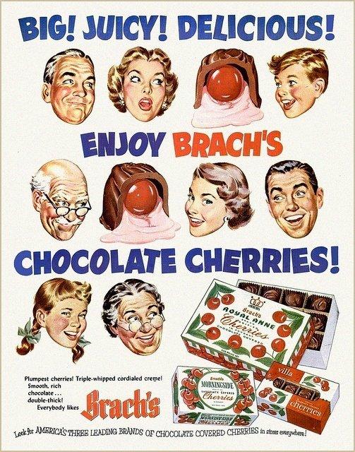 Brach's Chocolate Cherries