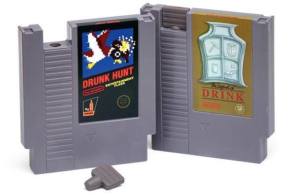 NES Game Flask Anyone?