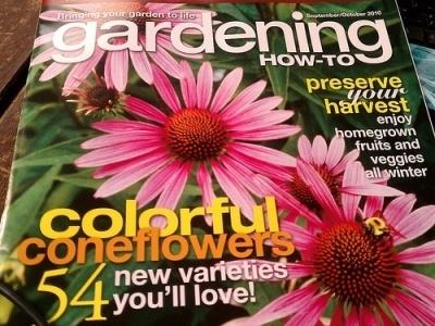 5 Cool Gardening Magazines