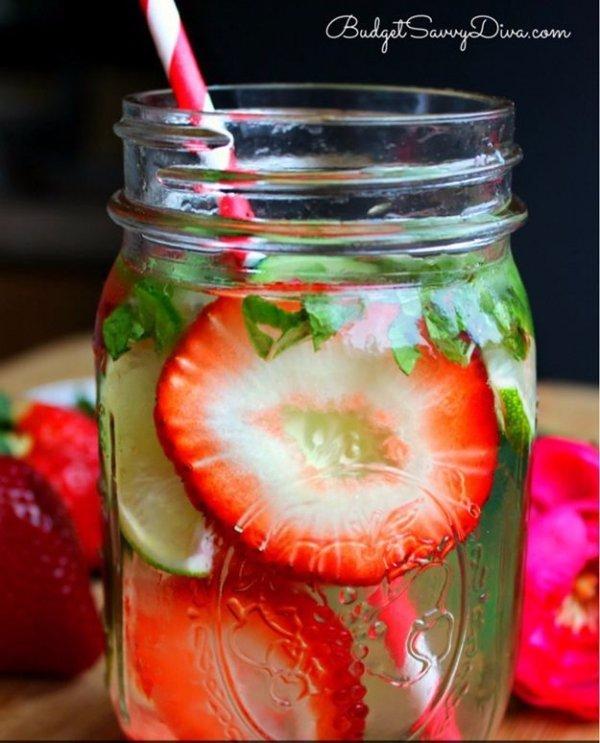 strawberry,plant,produce,strawberries,mason jar,