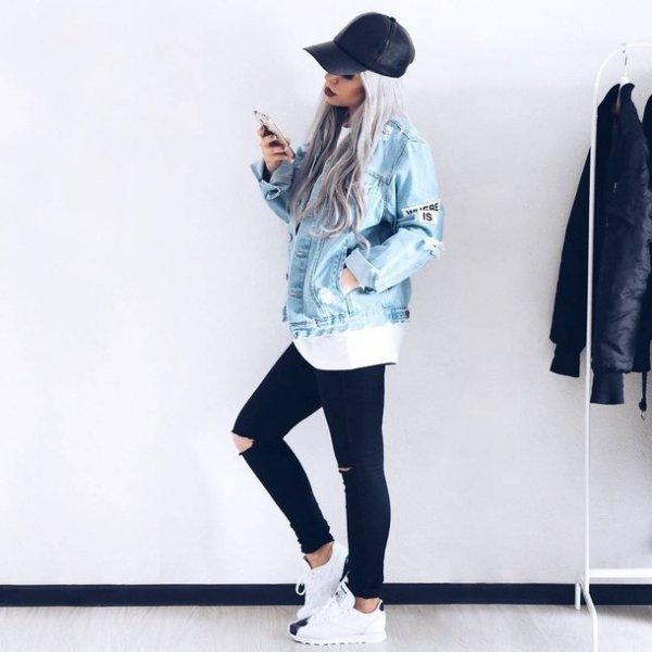 clothing, denim, sneakers, footwear, jeans,