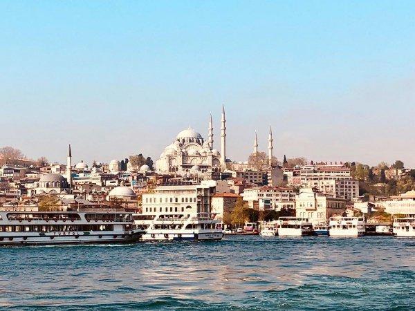city, waterway, sea, water transportation, sky,