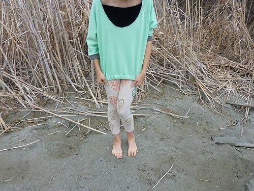 Leggings and Tees