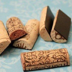 Wine Cork Magnets