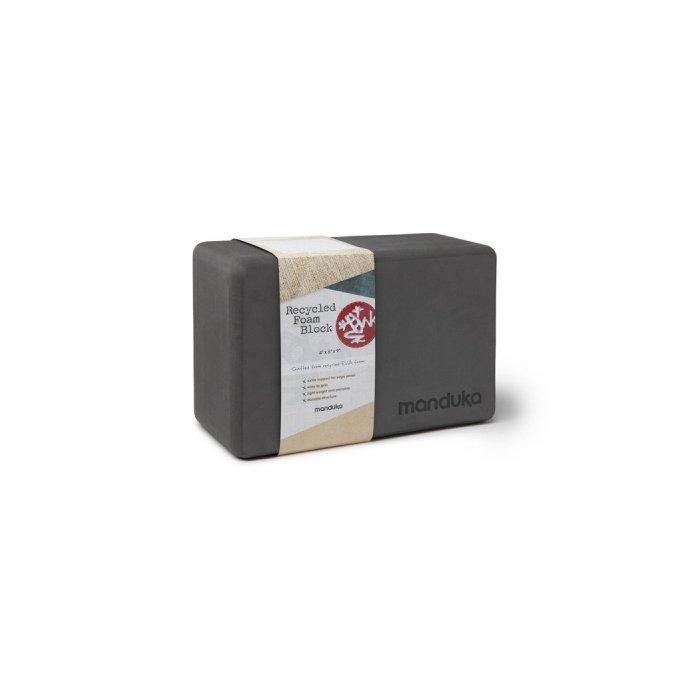 Manduka Recycled Foam Block