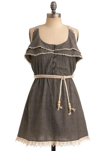 Homeland Honey Dress